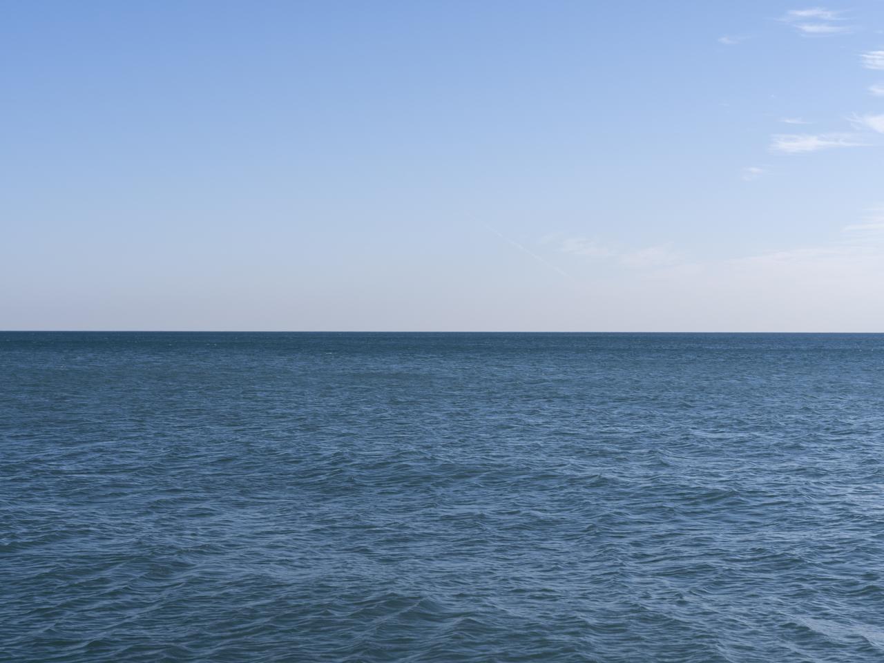 Lake Michigan, January 2nd, 2020 (2)