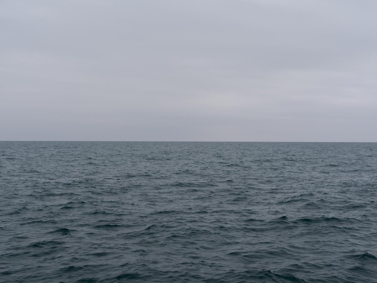 Lake Michigan, January 3rd, 2020