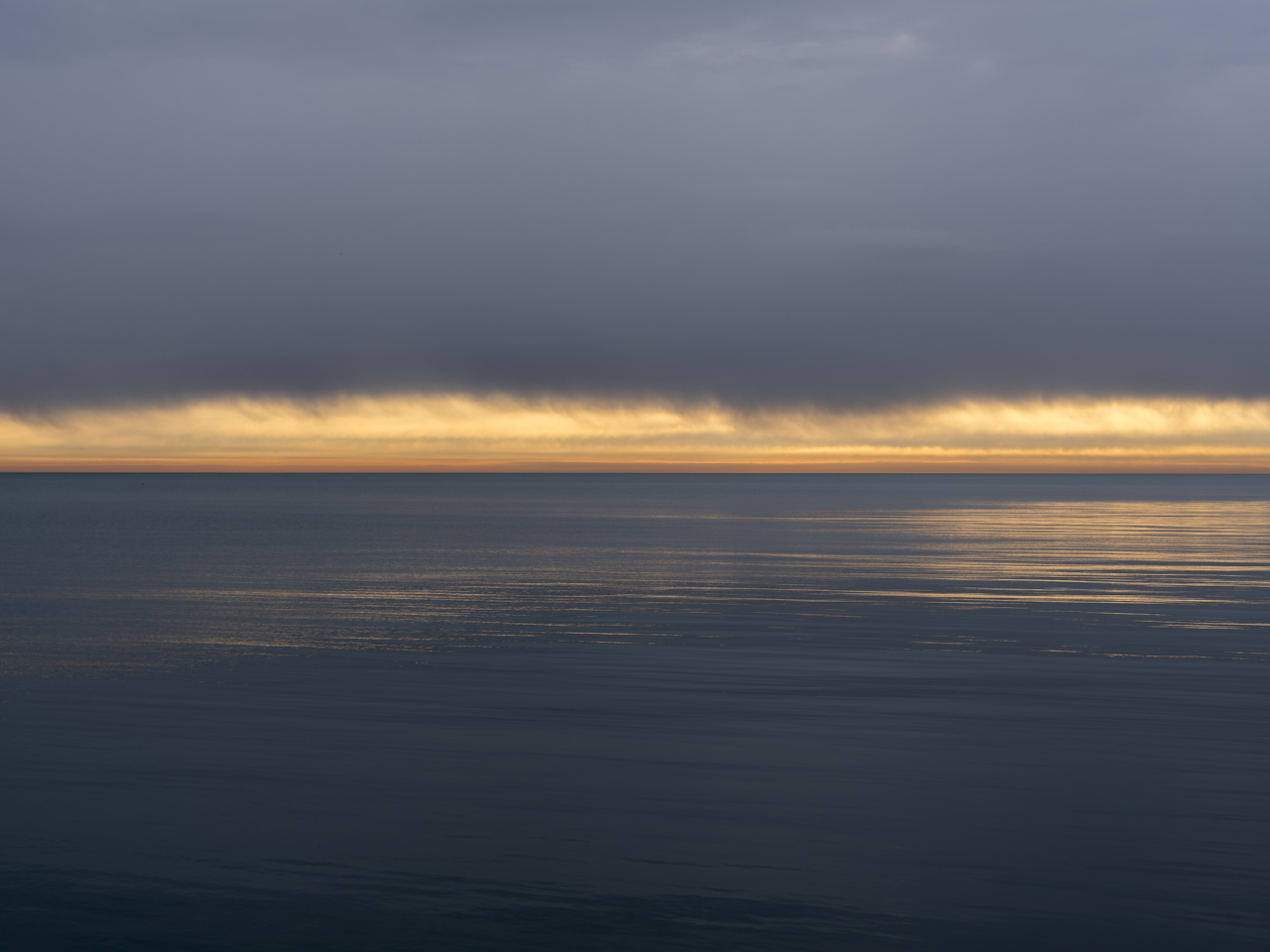 Lake Michigan, January 7th, 2020 (1)