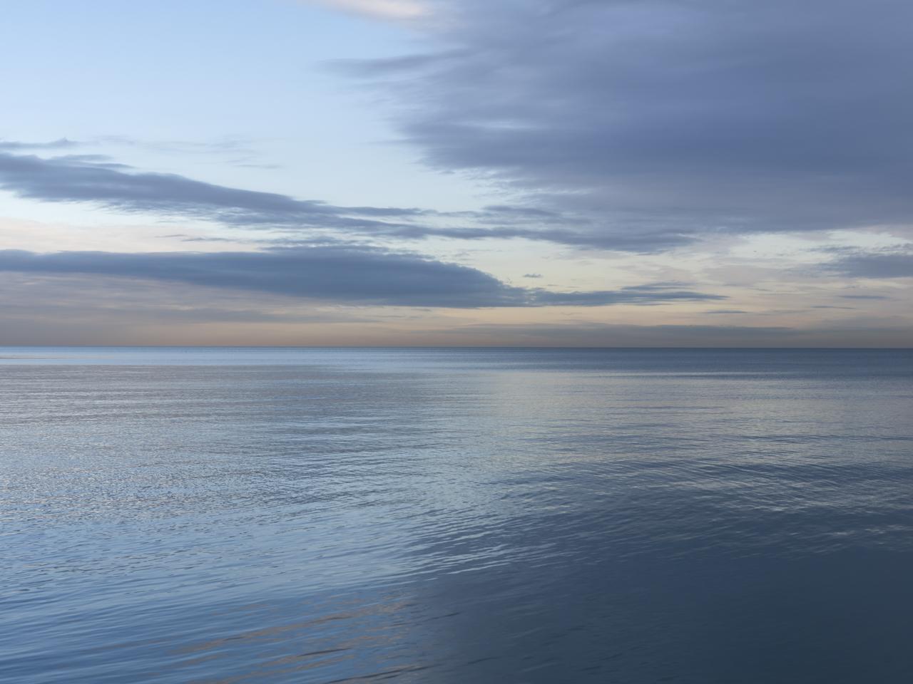 Lake Michigan, January 7th, 2020 (2)