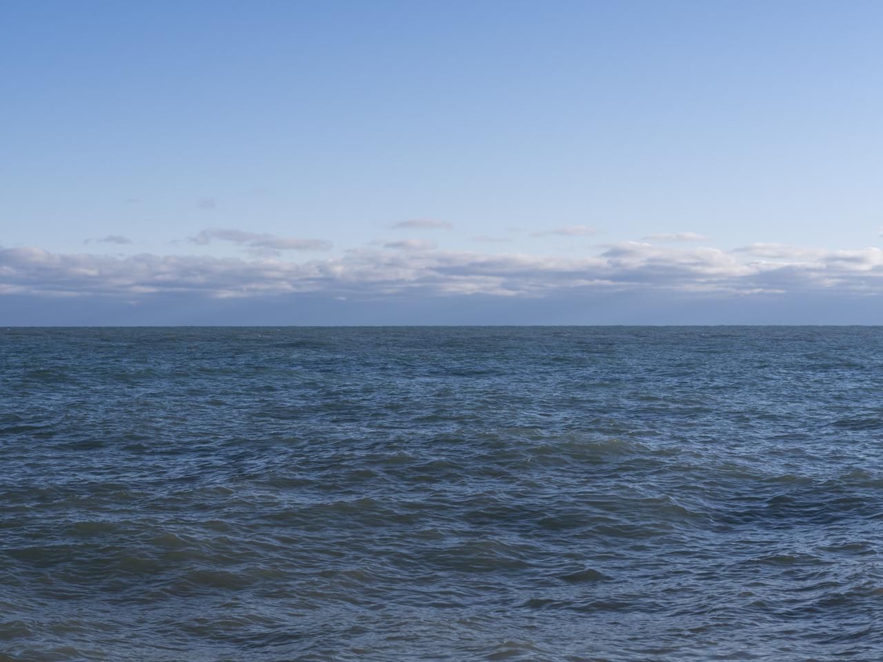 Lake Michigan, January 8th, 2020