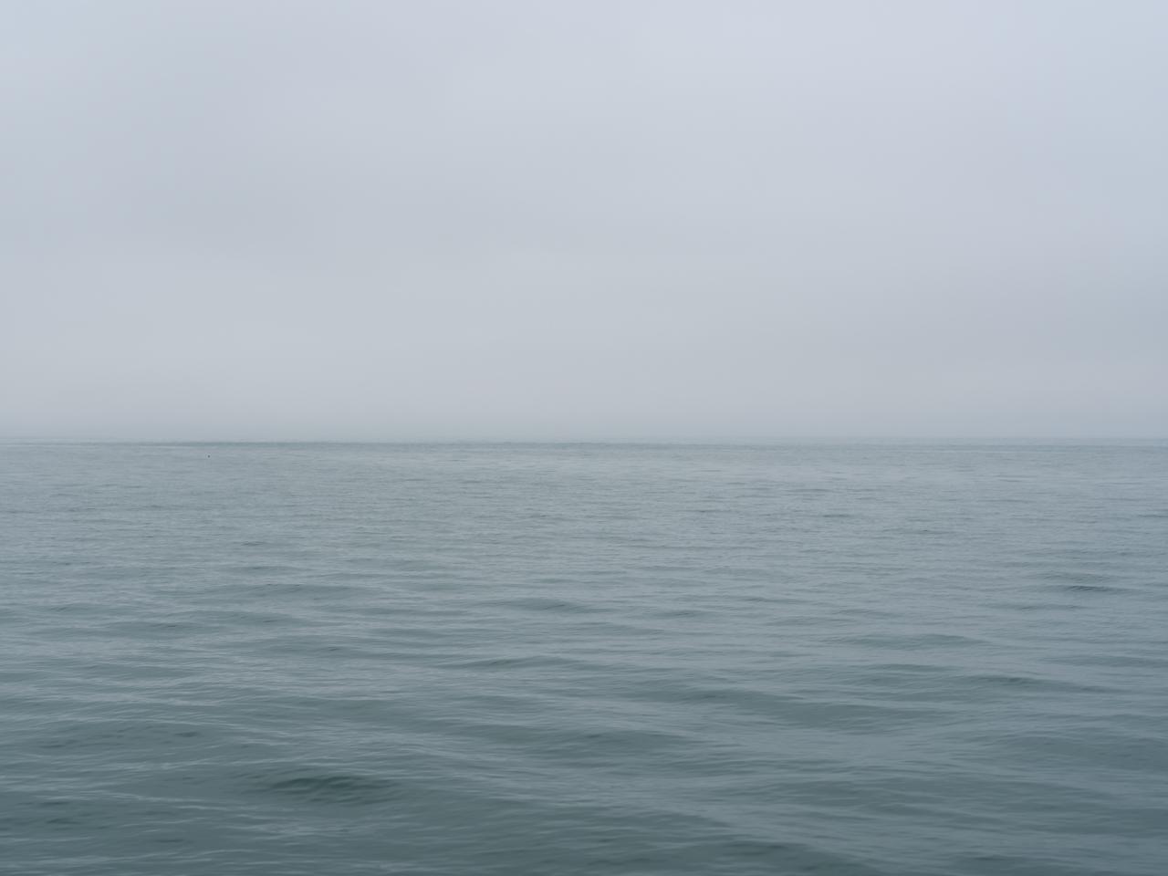 Lake Michigan, January 10th, 2020