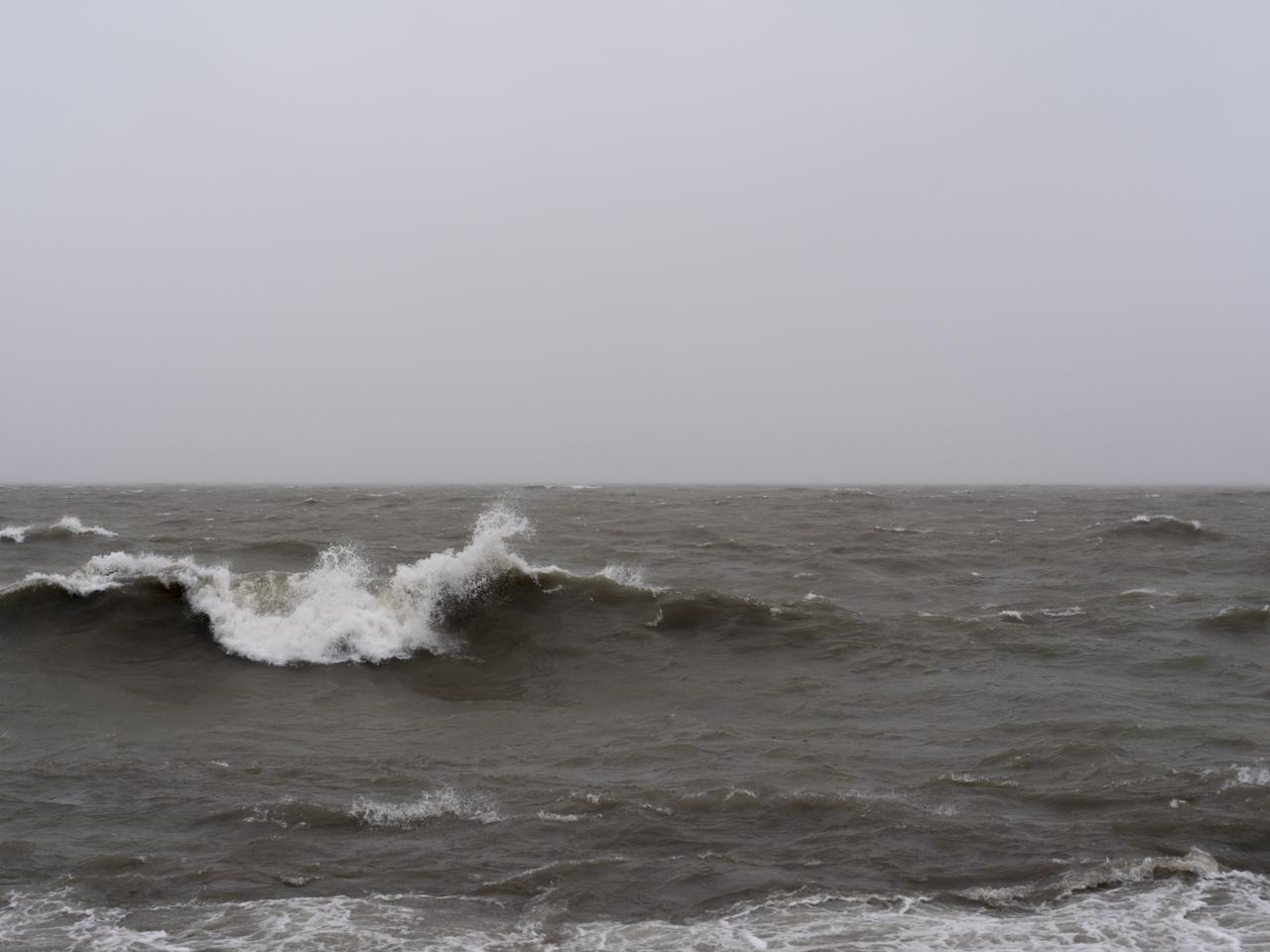 Lake Michigan, January 14th, 2020