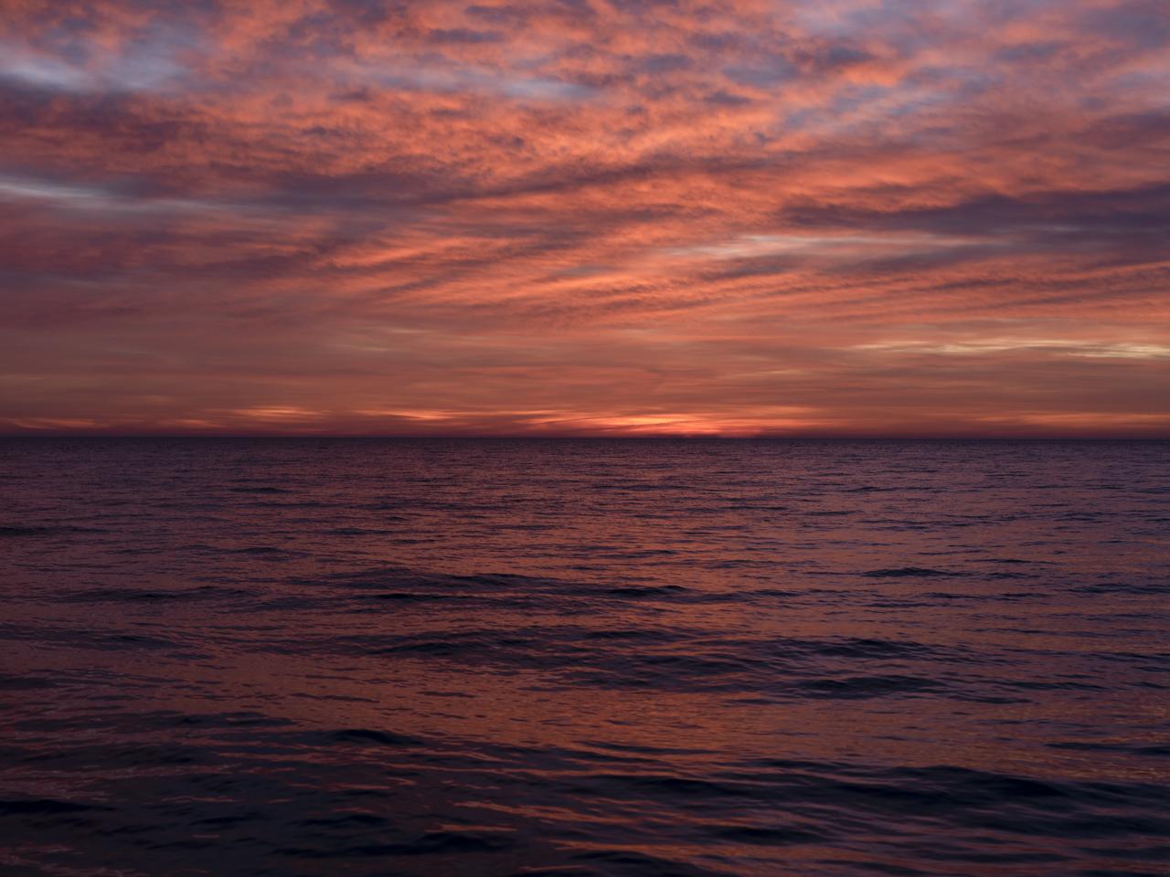 Lake Michigan, December 25th, 2019 (2)