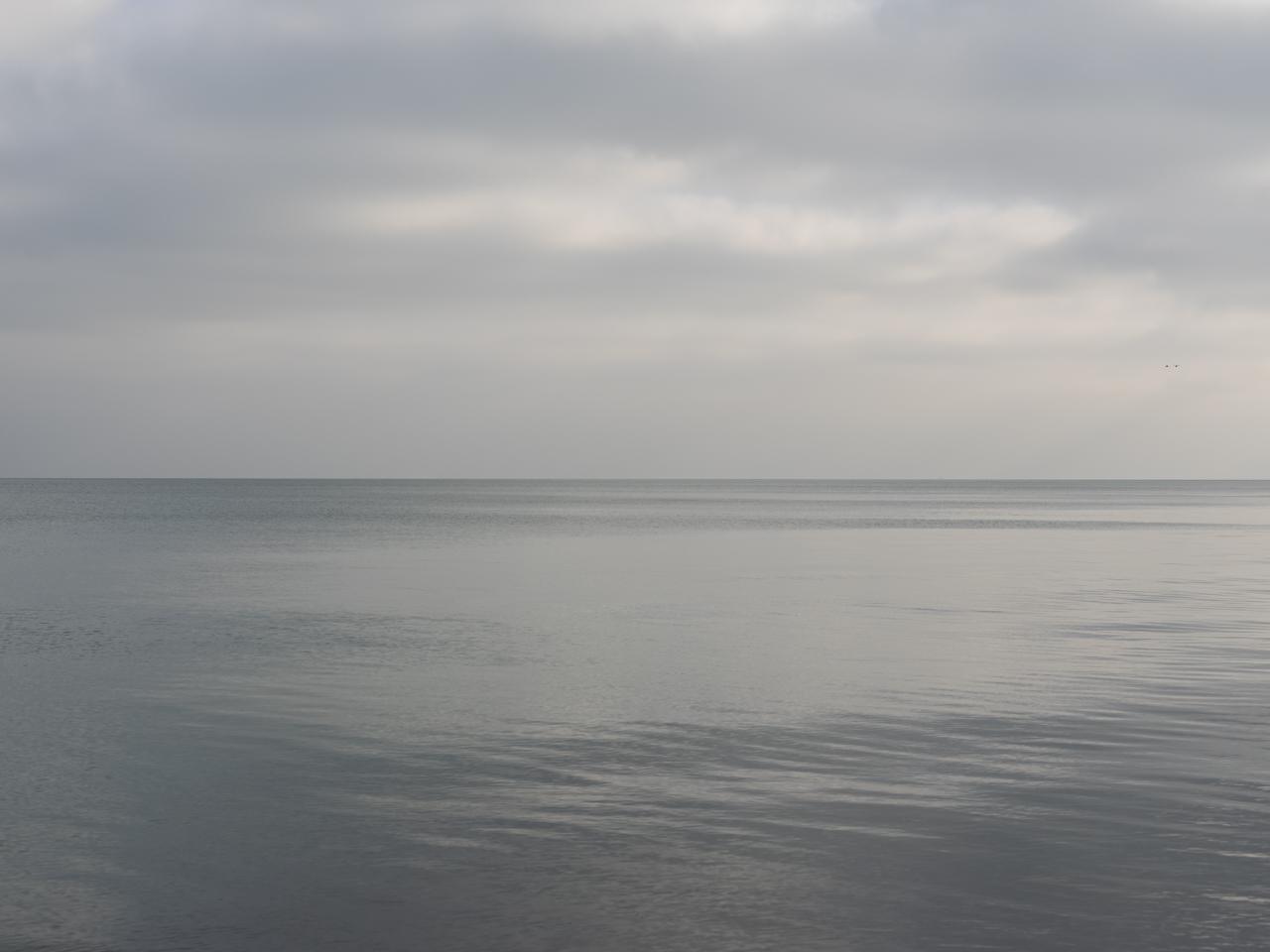 Lake Michigan, December 27th, 2019