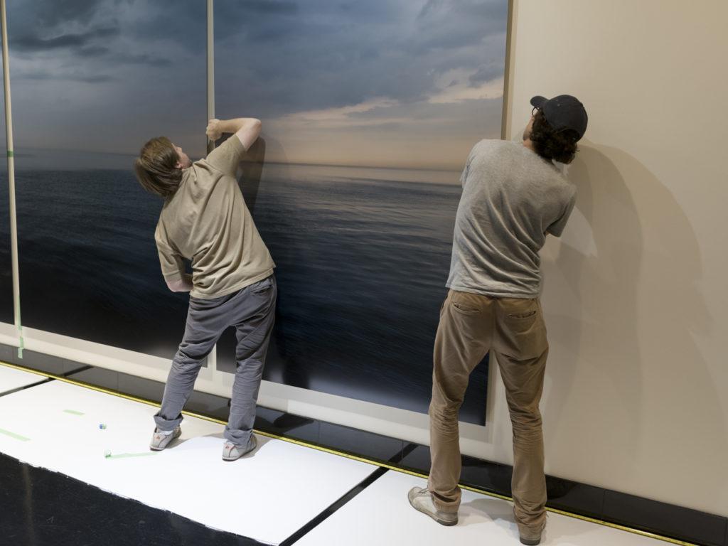 Lake Series at ikram, Installation 8