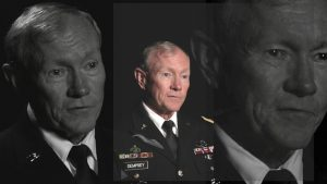 here are three images of Martin Dempsey from her interview with Lincoln Schatz that is featured in The Network by Lincoln Schatz
