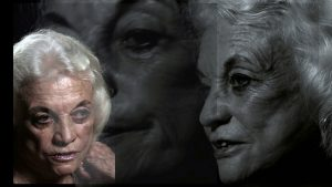 here are three images of Sandra Day O'Connor from her interview with Lincoln Schatz that is featured in The Network by Lincoln Schatz