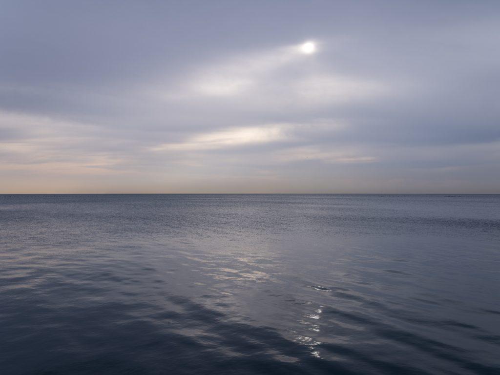 Soft Morning Lake Light